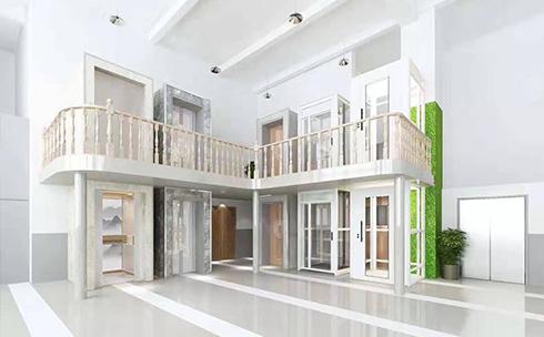 其实别墅电梯才是在别墅中应用得比较多的家用电梯交通工具